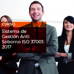 Sistema de Gestión Anti Soborno ISO 37001:2017