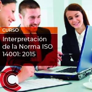 Interpretación de la Norma ISO 14001: 2015