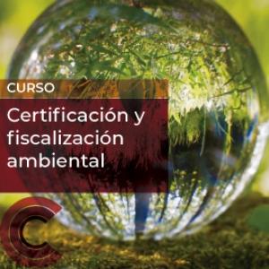 Certificación y fiscalización ambiental