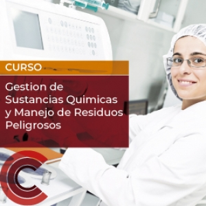 Gestion de Sustancias Quimicas y Manejo de Residuos Peligrosos