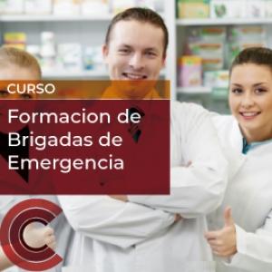 Formacion de Brigadas de Emergencia
