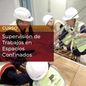 Supervision de Trabajos en Espacios Confinados