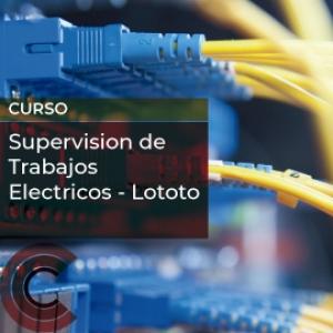 Supervision de Trabajos Electricos – Lototo