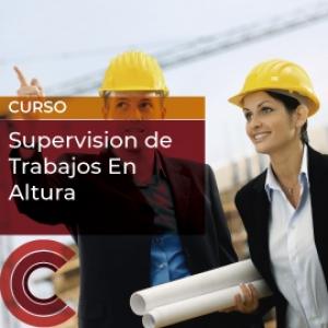Supervision de Trabajos en Altura
