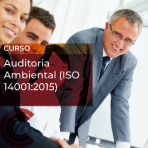 Auditoria Ambiental (ISO 14001:2015)