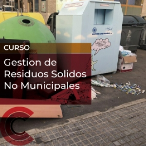 Gestion de Residuos Solidos No Municipales