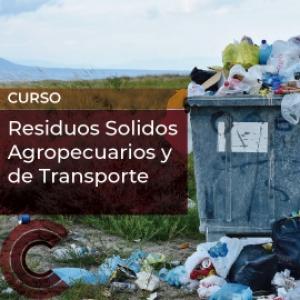 Residuos Solidos Agropecuarios y de Transporte