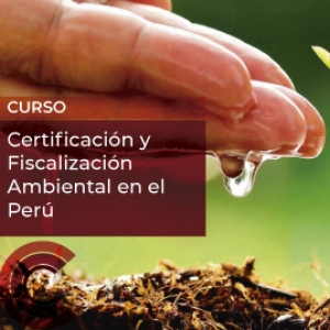 Certificación y Fiscalización Ambiental en el Perú